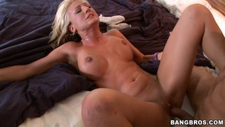 Extraordinary big boobed bombshell Val Malone is always ready to be drilled with vigor
