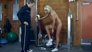 Stunning blond Puma Swede with great tits fucked the way she wanted